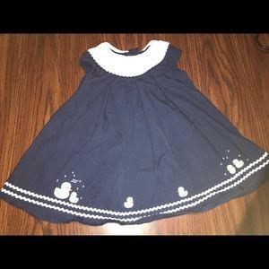 GYMBOREE DRESS 6-12 MO -#0179-052019TR